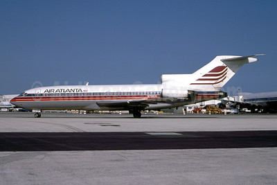 Air Atlanta (USA) Boeing 727-22 N7083U (msn 19147) MIA (Keith Armes). Image: 947323.
