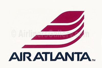 1. Air Atlanta (USA) logo