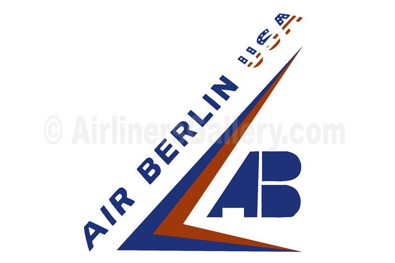 1. Air Berlin USA logo