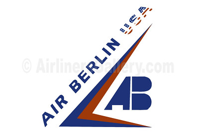 1. Air Berlin USA logo