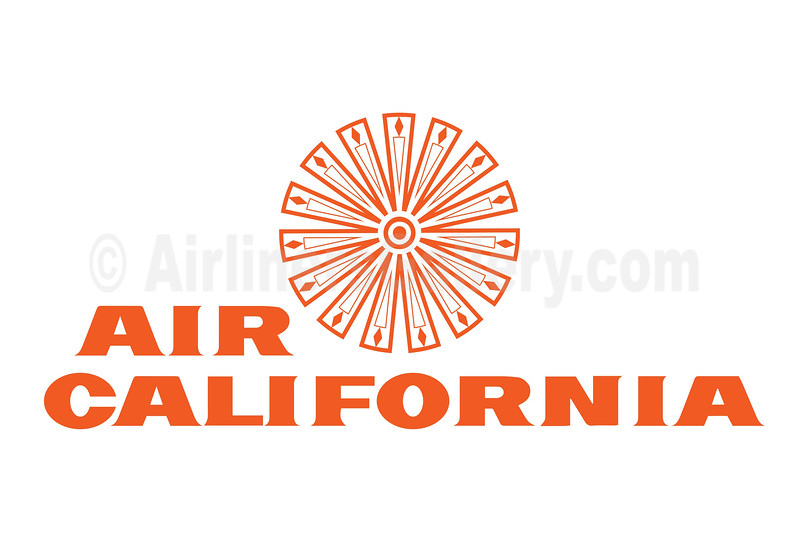 1. Air California logo