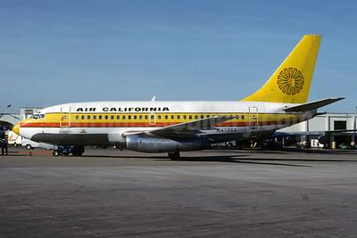 Air California Boeing 737-159 N472GB (msn 19679) MIA (Bruce Drum). Image: 102064.
