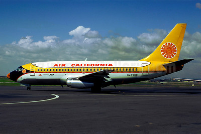 Airline Color Scheme - Introduced 1967 - Best Seller