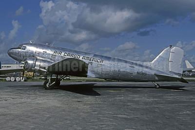 Air Cargo America Douglas C-47B-DK (DC-3) N10801 (msn 33238) MIA (Bruce Drum). Image: 105344.