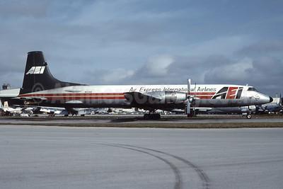 Air Express International Airlines - AEI