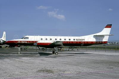 Air Express (USA) Fairchild Swearingen SA226TC Metro N200PT (msn TC-211EEEE) MIA (Bruce Drum). Image: 105498.