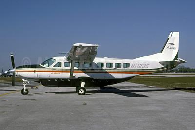 Air Florida (2nd) Cessna 208B Grand Caravan N1123S (msn 208B-0396) OPF (Bruce Drum). Image: 105497.