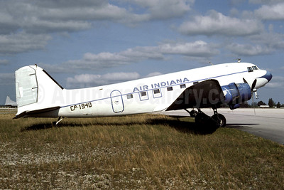 Air Indiana Douglas C-47A-DK (DC-3) CP-1940 (msn 12798) OPF (Christian Volpati Collection). Image: 945581.