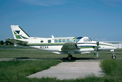 Air Kentucky Airlines Beechcraft B99 Airliner N12AK (msn U-161) (Bruce Drum Collection). Image: 947200.