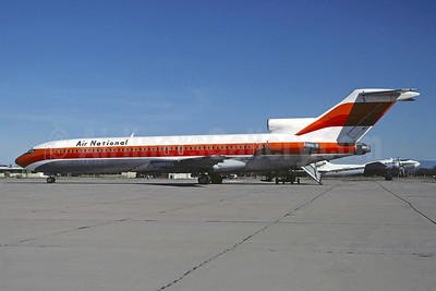 Air National (USA) Boeing 727-214 N545PS (msn 20169) (PSA colors) MZJ (Christian Volpati Collection). Image: 946509.