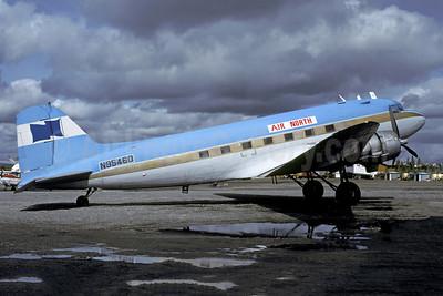 Air North (Alaska) Douglas C-47A-DL (DC-3) N95460 (msn 20190) (Interior colors) ANC (Christian Volpati Collection). Image: 951439.