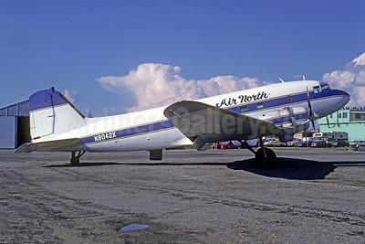 Air North (Alaska) Douglas C-47A-DL (DC-3) N8042X (msn 19041) ANC (Christian Volpati Collection). Image: 951438.