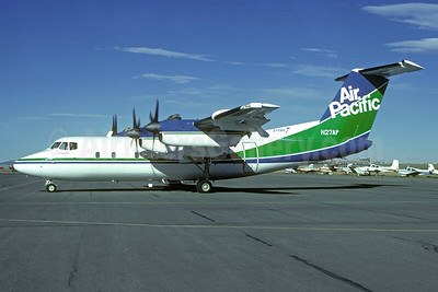"""Airline Color Scheme - Introduced 1979 - """"City of Bakersfield"""""""