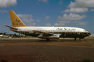 Air South (4th) Boeing 737-247 N4510W (msn 19607) MIA (Bruce Drum). Image: 102751.