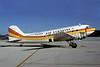 Air Sunshine (1st) Douglas C-53-DO (DC-3A-405) N75KW (msn 4861) MIA (Bruce Drum). Image: 102108.