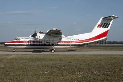 Air Wisconsin de Havilland Canada DHC-7-102 Dash 7 N707ZW (msn 59) DTW (Bruce Drum). Image: 105574.