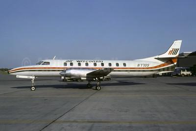 Air Wisconsin Swearingen SA-226TC Metro II N770S (msn TC-248) ORD (Bruce Drum Collection). Image: 954734.