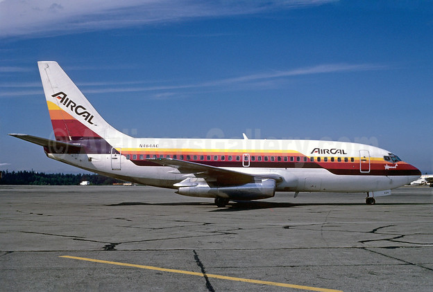 American Airlines introduces the AirCal heritage jet | World ...