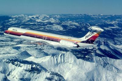 Delivered new on October 21, 1981