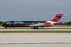 AirTran Airways Boeing 717-2BD N891AT (msn 55043) (Atlanta Falcons) FLL (Luimer Cordero). Image: 907885.
