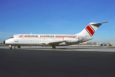 Airborne Express McDonnell Douglas DC-9-14 (F) N925AX (msn 45729) YYZ (TMK Photography). Image: 936897.