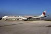 Airborne Express McDonnell Douglas DC-8-63 (F) N814AX (msn 46041) MIA (Bruce Drum). Image: 100375.