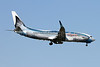 "Alaska Airlines Boeing 737-890 WL N559AS (msn 35178) (Wild Alaska Seafood - ""Salmon-Thirty-Salmon II"") SEA (Brandon Farris). Image: 909455."