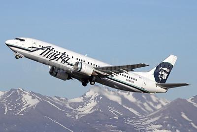 Alaska Airlines Boeing 737-4Q8 N760AS (msn 25098) ANC (Michael B. Ing). Image: 933052.