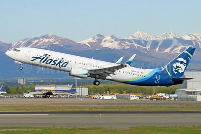 Alaska Airlines Boeing 737-990 ER SSWL N236AK (msn 36351) ANC (Michael B. Ing). Image: 932971.