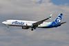 Alaska Airlines Boeing 737-990 ER SSWL N428AS (msn 36353) BWI (Tony Storck). Image: 932701.