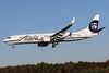 Alaska Airlines Boeing 737-990 ER SSWL N457AS (msn 36355) bWI (Brian McDonough). Image: 930143.