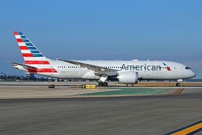 American Airlines Boeing 787-8 Dreamliner N803AL (msn 40621) LAX. Image: 933326.