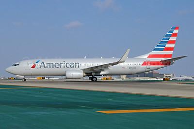 American Airlines Boeing 737-823 WL N952NN (msn 31196) LAX. Image: 933337.