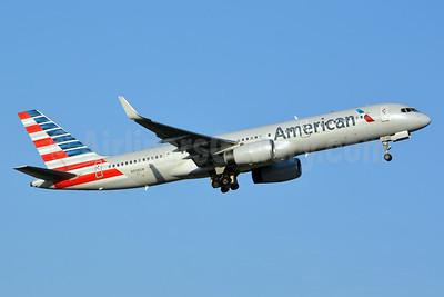 American Airlines Boeing 757-2B7 WL N938UW (msn 27246) CLT (Jay Selman). Image: 403073.