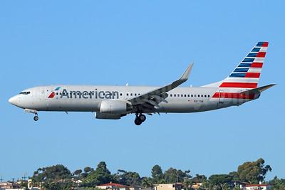 American Airlines Boeing 737-823 WL N817NN (msn 29558) SAN (Michael B. Ing). Image: 933335.