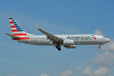 American Airlines Boeing 737-823 WL N872NN (msn 33219) MIA (Jay Selman). Image: 403075.