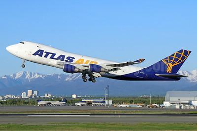 Atlas Air Boeing 747-48EF N419MC (msn 28367) ANC (Michael B. Ing). Image: 933062.