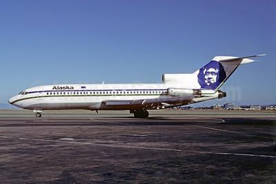 Alaska Airlines Boeing 727-90C N797AS (msn 19169) SFO (Thomas Livesey). Image: 907422.