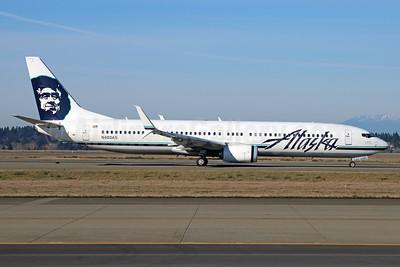 Alaska Airlines Boeing 737-990 ER SSWL N403AS (msn 41730) SEA (Michael B. Ing). Image: 929435.