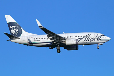 Alaska Airlines Boeing 737-790 WL N625AS (msn 30792) SEA (Michael B. Ing). Image: 936673.