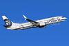 Alaska Airlines Boeing 737-890 SSWL N526AS (msn 35196) ANC (Michael B. Ing). Image: 938313.