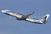 "Alaska Airlines Boeing 737-890 WL N559AS (msn 35178) (Wild Alaska Seafood - ""Salmon-Thirty-Salmon II"") LAX (Michael B. Ing). Image: 910664."