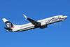 Alaska Airlines Boeing 737-890 SSWL N513AS (msn 35192) SEA (Michael B. Ing). Image: 929419.