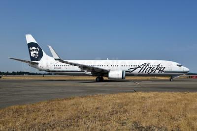 Alaska Airlines Boeing 737-990 SSWL N309AS (msn 21947) SEA (Bruce Drum). Image: 104706.