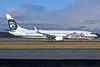 Alaska Airlines Boeing 737-990 ER WL N402AS (msn 41189) SEA (Michael B. Ing). Image: 927412.