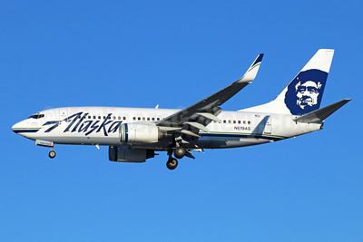 Alaska to operate weekly Spokane - Anchorage flights this summer