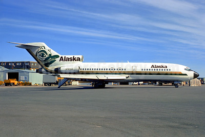 Airline Color Scheme - Introduced 1972 (Totem Pole) - Best Seller