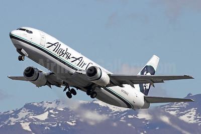 Alaska Air Cargo (Alaska Airlines) Boeing 737-490 (F) N709AS (msn 28896) ANC (Michael B. Ing). Image: 927893.