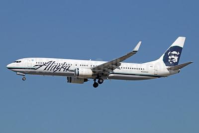 Alaska Airlines Boeing 737-990 WL N320AS (msn 33680) LAX (Michael B. Ing). Image: 927417.
