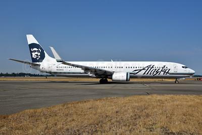 Alaska Airlines Boeing 737-990 WL N320AS (msn 33680) SEA (Bruce Drum). Image: 104707.